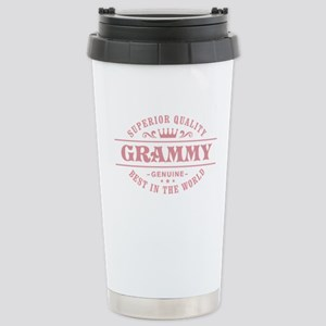 [Your Grandma Nickname] Stainless Steel Travel Mug